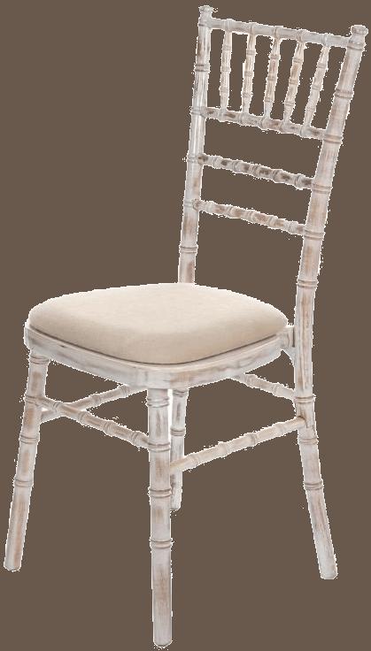 Limewash Chair